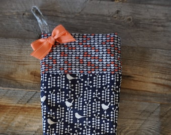 Modern Christmas Holiday Stocking ~ Perfect for Stocking & Stuffing