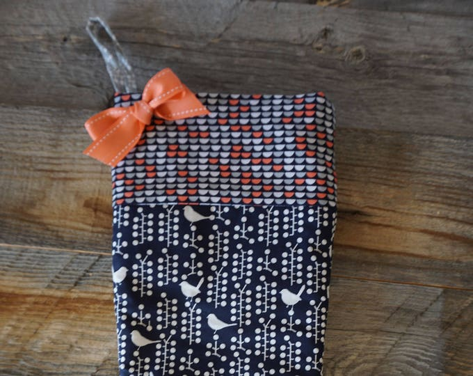Featured listing image: Modern Christmas Holiday Stocking ~ Perfect for Stocking & Stuffing