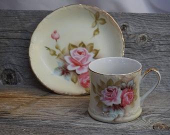 Vintage Tea C/S ~ Things