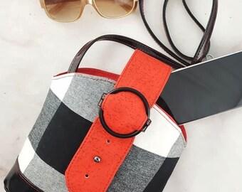 Posh  Bracelet Bag PDF Pattern(crossbody,belt bag)