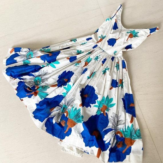 Beautiful Floral Victor Josselyn Sundress