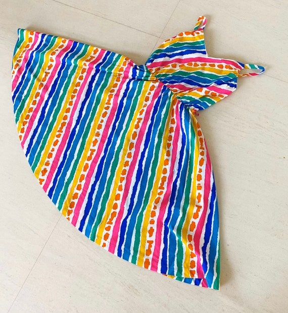 Happy Rainbow Sundress