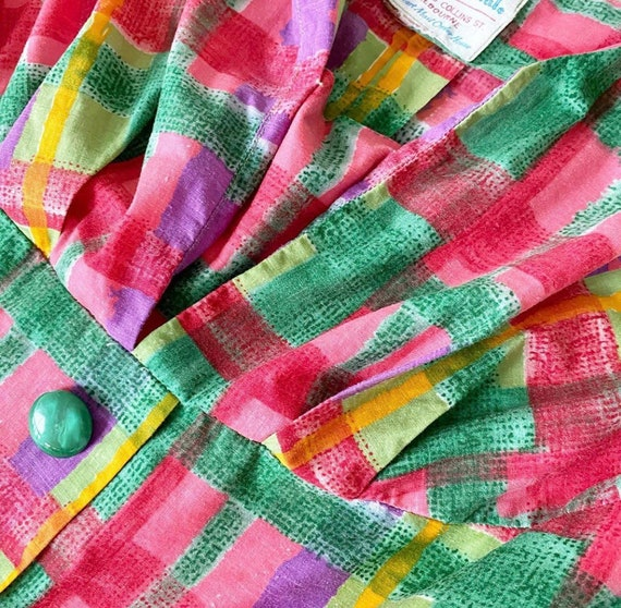 Candy Colored 50s Sundress - image 3