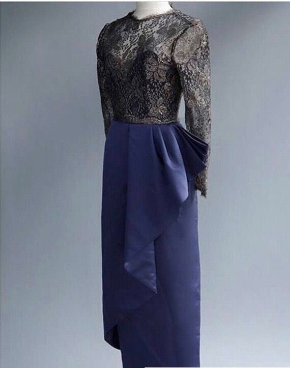 Victor Costa iMagnin Lace Gown