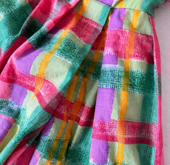 Candy Colored 50s Sundress - image 5