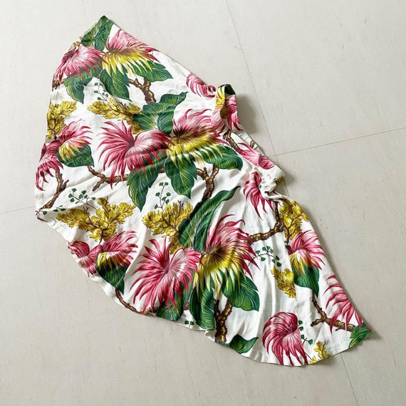 Pretty Madalyn Miller Floral Skirt