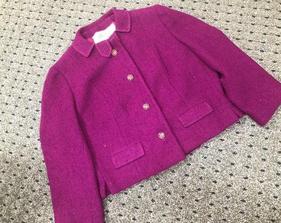 Fashion Forward Late 40s/Early 50s Blazer