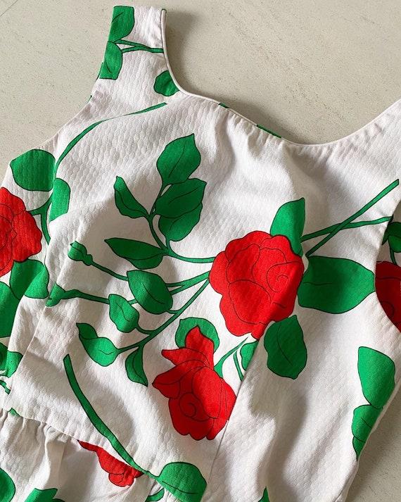 Stunning Malia Rose Print Maxi Dress - image 3