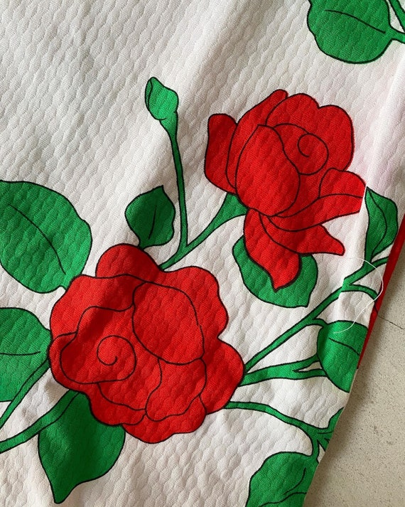Stunning Malia Rose Print Maxi Dress - image 4