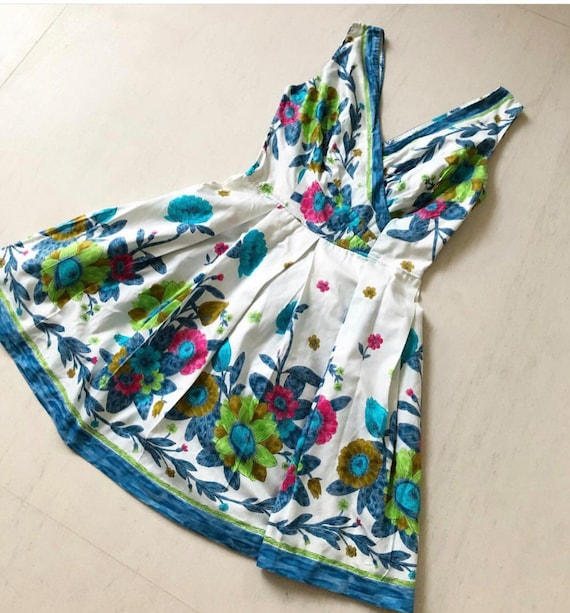 Beautiful Kamehameha Floral Sundress