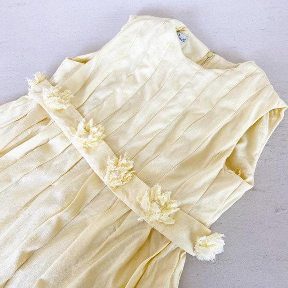 Pretty Lemon Sorbet Emma Domb Dress