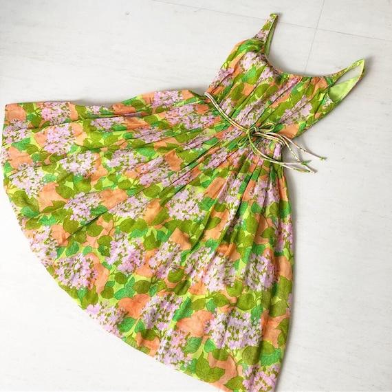 Pretty Hannah Troy Floral Sundress