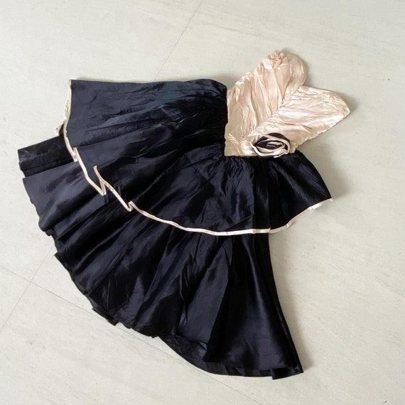 Fly Girl 80s Bustier Dress - image 3