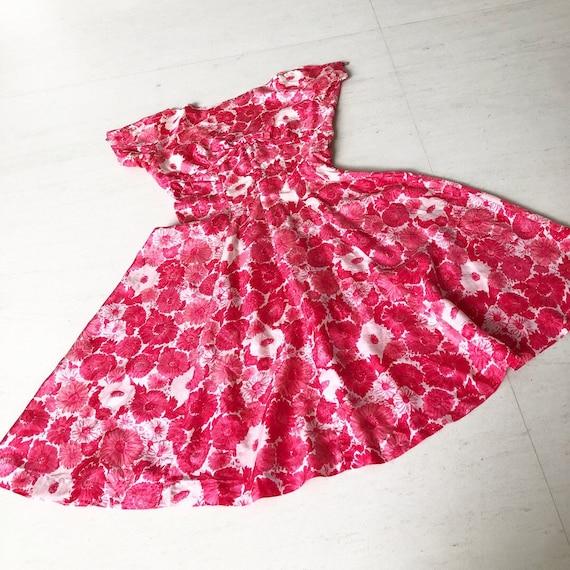 Lovely Gigi Young Daisy Print Dress - image 2