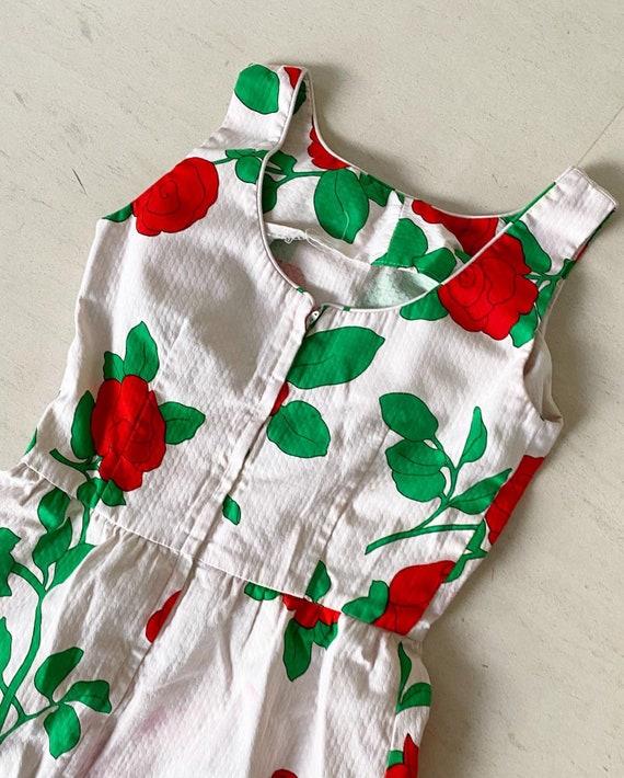 Stunning Malia Rose Print Maxi Dress - image 8