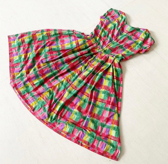 Candy Colored 50s Sundress - image 7