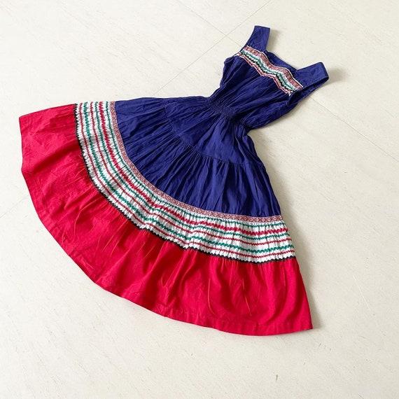 Pretty Ric Rac Dress