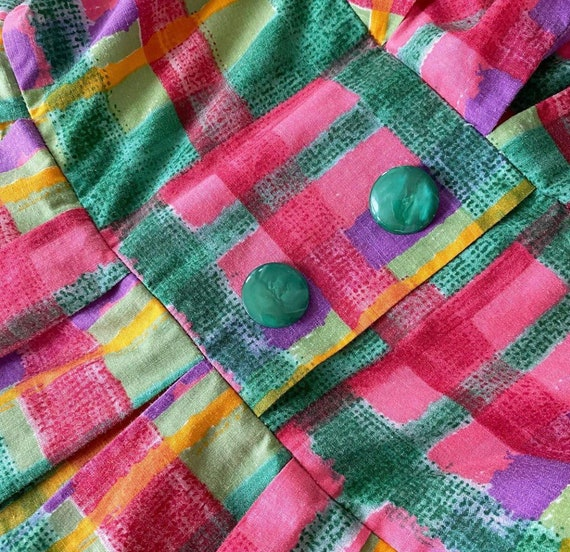 Candy Colored 50s Sundress - image 4