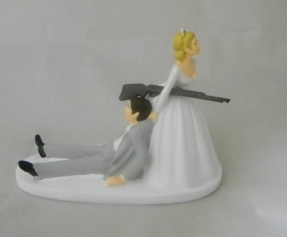 Wedding Party Reception ~Motorcycle Biker~ Hog Cake Topper Ball /& Chain