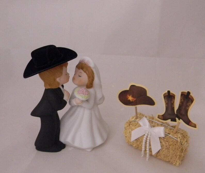 0c6808f4cf4 Wedding Reception Party Bride and Groom Western Cowboy Rancher