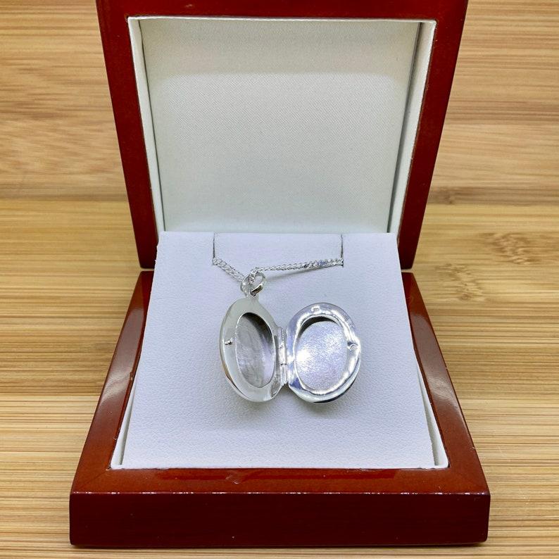 Golden Sheen Obsidian Sterling Silver Locket Gemstone Locket Gemstone Necklace Double Photo Locket Womens Jewellery Silver Keepsake Heirloom