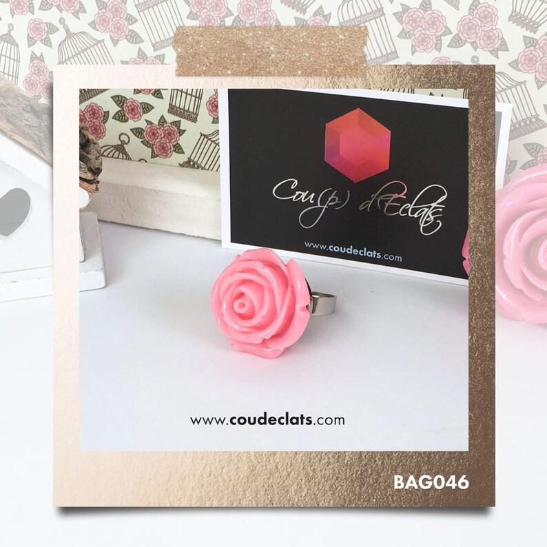 Pink Ring  Pale Pink image 0