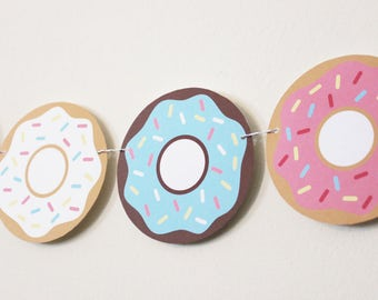 photograph regarding Donut Printable identified as Donut printable Etsy