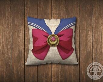 Sailor Moon: Scout Square Pillowcase