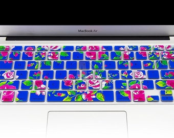 Keyboard Cover Silicone Skin for MacBook Pro 13
