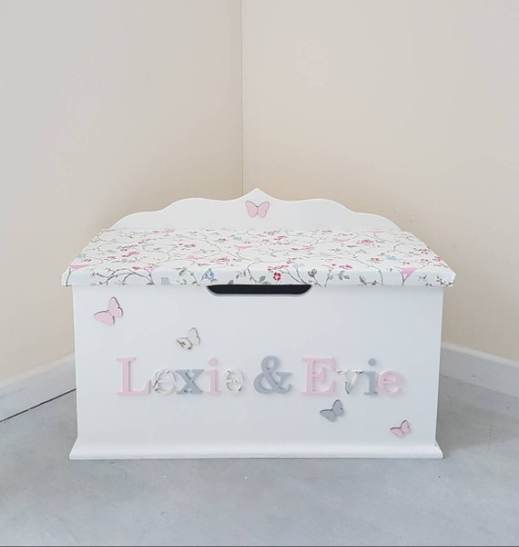 Personalised Toy Boxes | Kids Dreambox