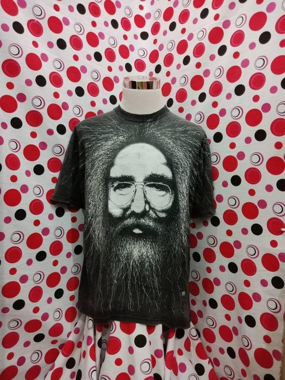 shirt Garcia Vintage size colour Jerry 90's t XL Dead Grateful black qRxWHYxw47