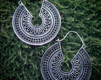 City Sunset Earrings