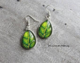 nature earrings