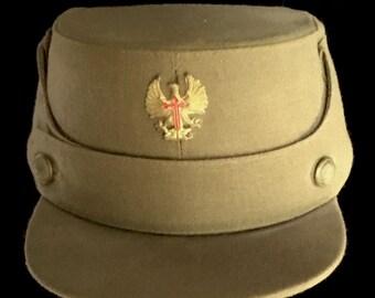 345bcf9153f WW2 Spanish Military Hat