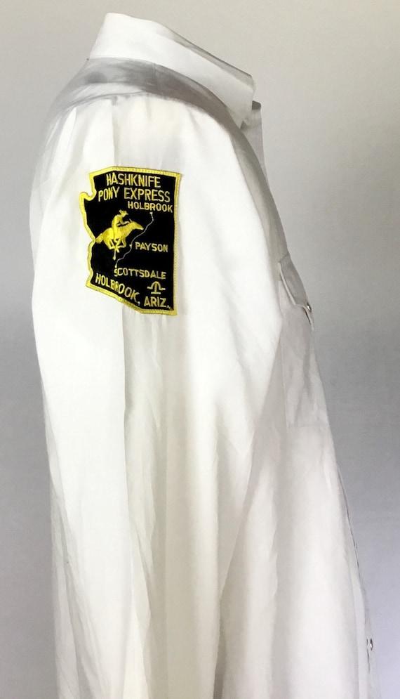 Vintage 1990s Ely Men's Western Shirt