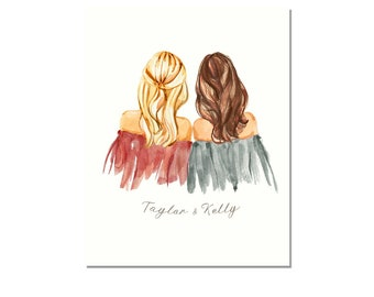 Personalized Best Friend Birthday Gift Ideas Friends Christmas For Gifts