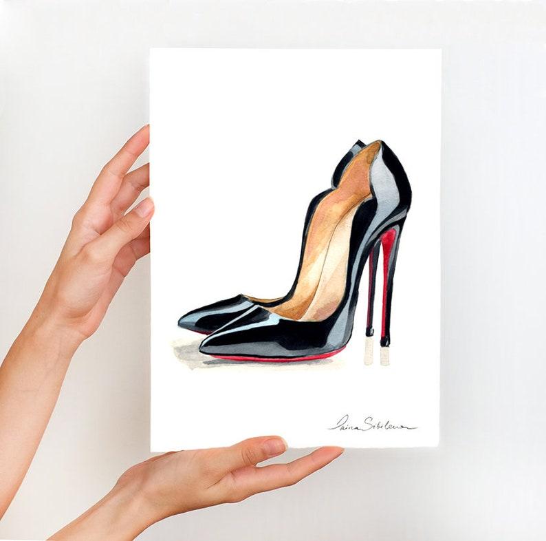 6b5973d1b9 Louboutins Louboutin shoes Christian Louboutin Fashion | Etsy