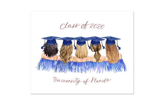 Class of 2021 Follow your heart High School Graduation gift 2021 Graduation personalized graduation gift Graduation 2021 graduation
