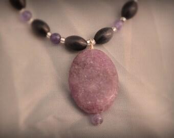 Purple Dreams Necklace
