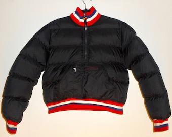 Vintage Tommy Hilfiger Puffy Downfill Jacket db388ae1c