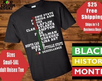 a8637608344 Black history shirt