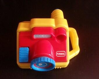 Toy camera PLAYSCHOOL Vintage 1992