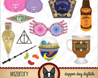 Harry Potter Clipart Pack