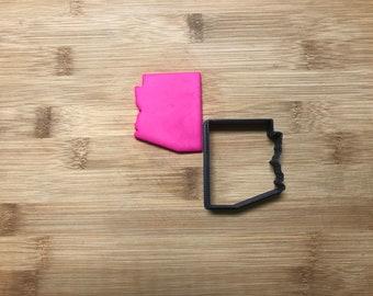 Fondant Cutter 632 Arizona  Cookie Cutter 3D Printed
