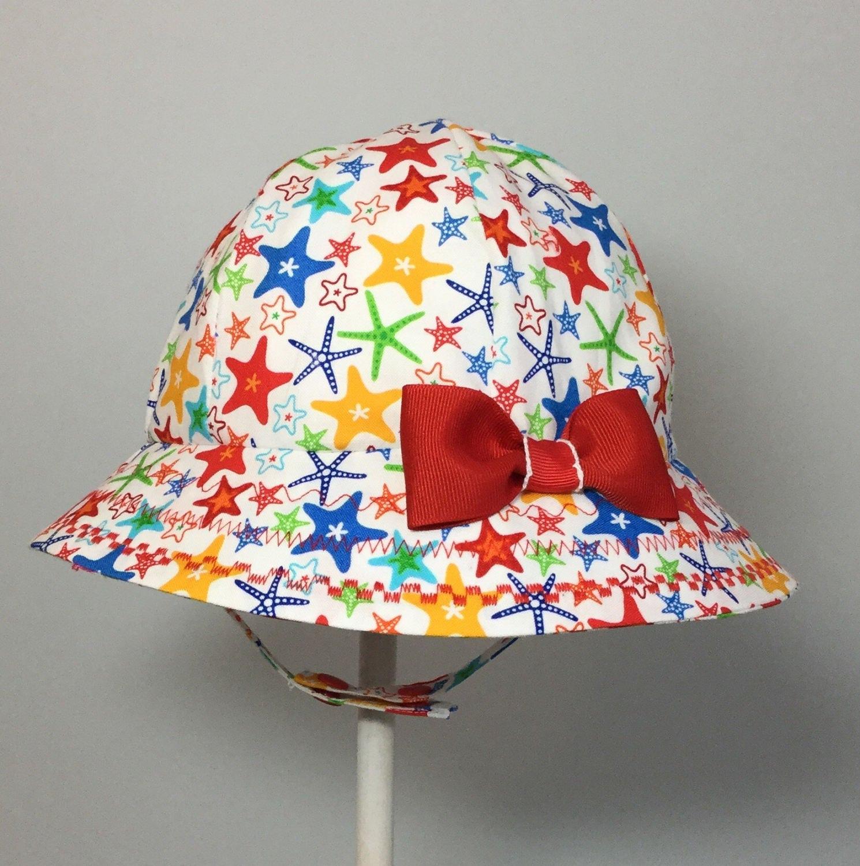 5fba4230f90 Baby Sun Hat Baby Girl Sun Hat Baby Hat Baby Girl Hat