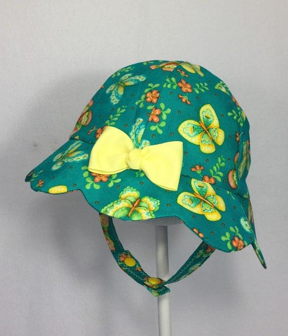 Baby Sun Hat Baby Girl Sun Hat Baby Hat Baby Girl Hat  557f16f8b47e