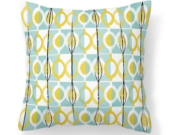 Suburban Modern - Cushion with Feather Filler