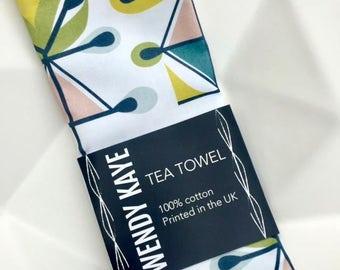 Winter - Tea Towel