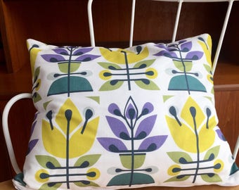 Spring - Cushion with Feather Filler