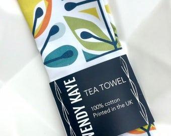 Summer - Tea Towel